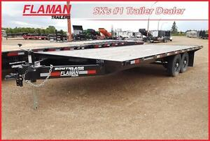 Southland 20' Deckover Equipment Trailer - Priced to Sell