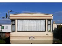 TOWYN EDWARDS LEISURE PARK - 2 BEDROOM CARAVAN EDWJSM/CF411