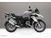 BMW GS 1200 2016 Spares or repairs