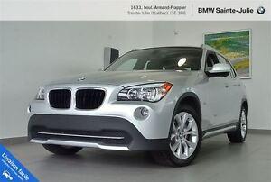 2012 BMW X1 xDrive28i + Premium + **Certifié BMW**