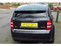 Audi A2 '03 Reg
