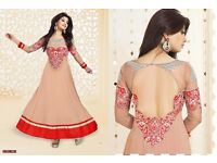 Indian designer suits and dresses best quality best reasonable prices