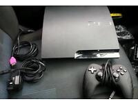 PS3 Slim 120GB - Fully Working Order