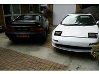 Unfinished project mr2 mk2 rev3 na with donor car