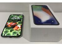 iPhone X 64GB silver - unlocked
