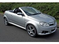 Vauxhall Tigra 1.4 Exclusive Convertible
