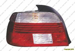 Tail Lamp Driver Side With White Indicator Sedan High Quality BMW 5-Series 2001-2003