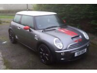 Mini Cooper S 04 R53 *Perfect Condition* FULL LEATHER. 2 Previous Owners.