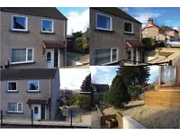2 Bedroom Fully Furnished House to Rent in Pitlochry