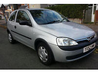 Automatic.Vauxhall corsa club 1.2. Genuine Low Miles. Very Good Runner.