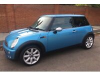 2005 MINI ONE AIR CONDITIONING SERVICE HISTORY ONE YEARS MOT LOW INSURANCE & TAX GROUP MINI ONE