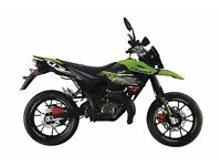 KSR Moto TR SM50 Competition - 2 Year Parts & Labour Warranty