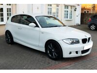 BMW 1 Series 118i M Sport 2009 (SPARES OR REPAIRS)