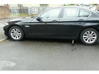 """bmw genuine wheels 17"""" style 236 with Michelin run flat tyres"""