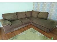 Free corner sofa chaise