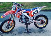 Crf 450 2011