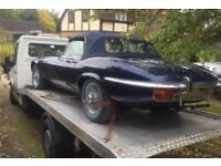 24/7 BREAKDOWN & RECOVERY, SCRAP & NONRUNNERS, COLLECTIONS ACROSS UK, CLASSIC CARS, GREAT PRICES!