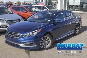 2015 Hyundai Sonata Sport | Leather | Sunroof | Backup Cam