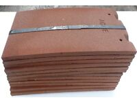 Marley Eternit Clay Plain Acme Roof Tiles Sandfaced packs of 12 (50 packs available)