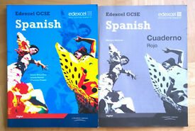 EDEXCEL GCSE SPANISH Higher Student Book & Activity Book