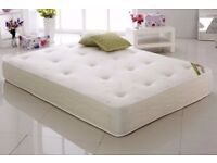 New! Orthopedic Memory Foam mattress - 3ft 4ft 4ft6 5ft 6ft single small double super king