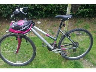 Ladies bicycle excellent condition.
