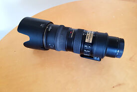 Nikon ED AF-S NIKKOR 70-200mm 1:2.8G