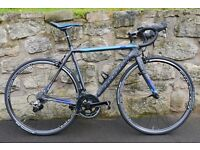 2015 CANNONDALE SUPERSIX EVO FULL CARBON ROAD RACING BIKE. SRAM RIVAL 22-SPEED. SUPERB. COST £1750+
