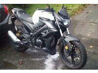 AJS TN25 250CC A2 LEGAL MOTORCYCLE