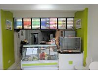 FISH&CHIPS TAKEAWAY FOR SALE £25,000 - OFFERS WELCOMED