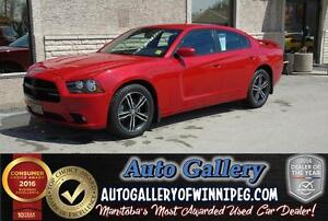 2013 Dodge Charger SXT AWD *Htd. Seats
