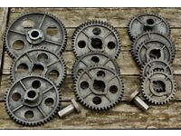 Change wheel gears for model makers Atlas Lathe