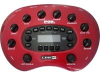 Line 6 POD XT - multi effects and amp simulation + more
