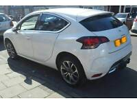 Citroen DS4 Dstyle Hdi 61 Plate