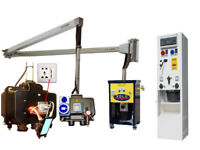 Suction Systems and Combination For Car Body Repair and Wooks Work. Dust Collector
