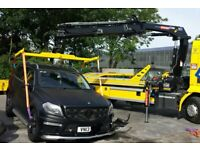 24 hour cheap car, van recovery,Towing Services, Jump start, 4 x 4 , Car collection and delivery