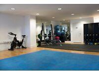 Renting Personal Training Studio Space in Islington, N1