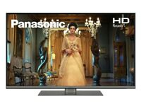 SOLD --- Panasonic 32 inch HD Ready Smart LED TV + Freeview, Netflix, YouTube & Internet Browser