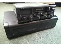 Landrover Discovery Headunit and CD Changer