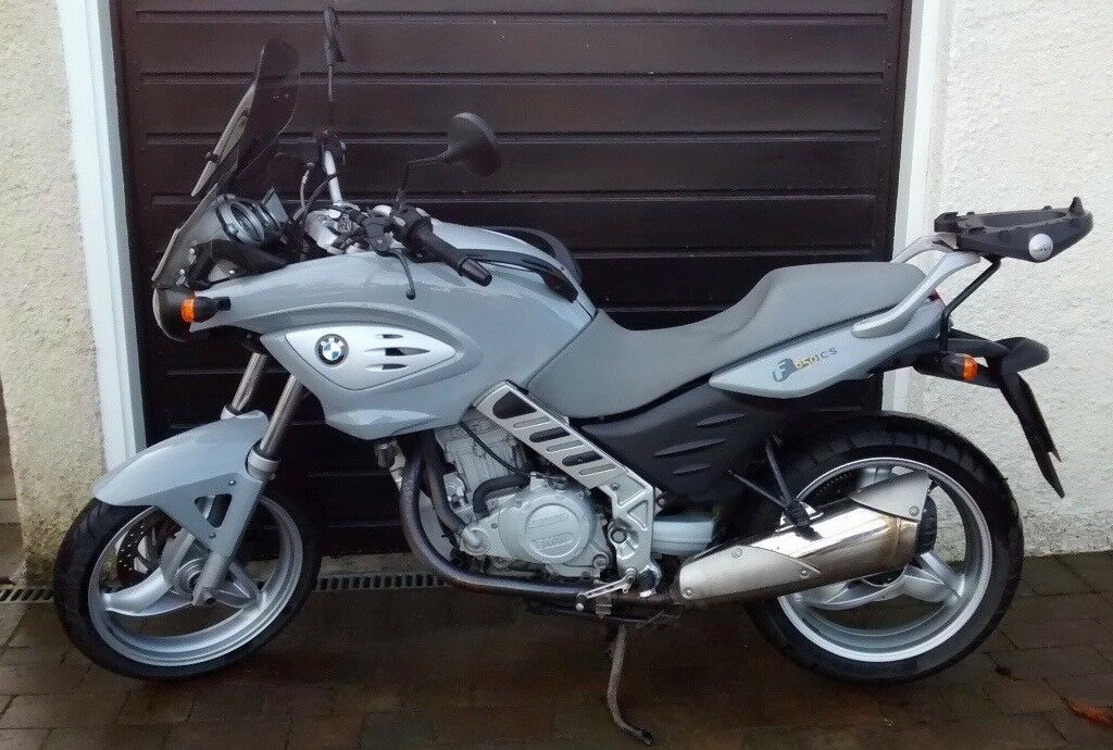 Bmw F650cs Motorcycle 2004 In Very Good Condition 2 Spark Model