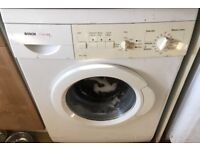 Washer fully working