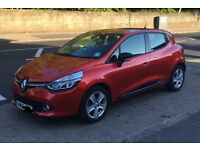 2015 Renault Clio 1.5 dCi ENERGY Dynamique Hatchback 5dr Diesel Manual (start/stop, Nav) £0 Road Tax