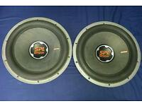 Competition winning show spl audio hertz massive bass set up loud sound 5000w amp