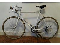 Mens Raleigh racer bike