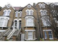 Moundfield Road, two bed flat, sole use of garden