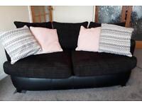 Bargain priced matching settees
