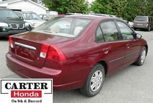 2002 Honda Civic DX-G + NEW YEAR CLEARANCE!