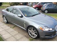 Jaguar XF Portfolio 3.0L V6 (2009)