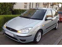 2005 Focus 1.8 LX [AC} 12 Months Full service history TIMING BELT REPLACED CHEAP RELIABLE CAR