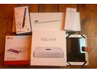 Apple Mac and iPad bundle with extras